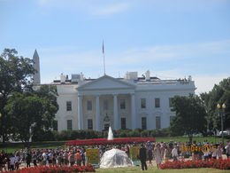 The White house, excellent tour, highly recommended. , JEANETTE P - September 2015