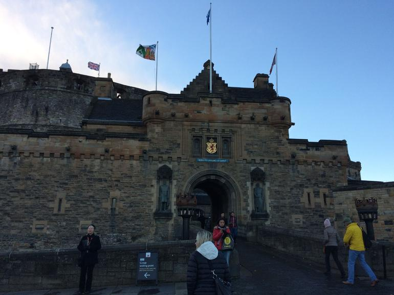 Historical Walking Tour with Optional Skip the Line Entry to Edinburgh Castle photo 31