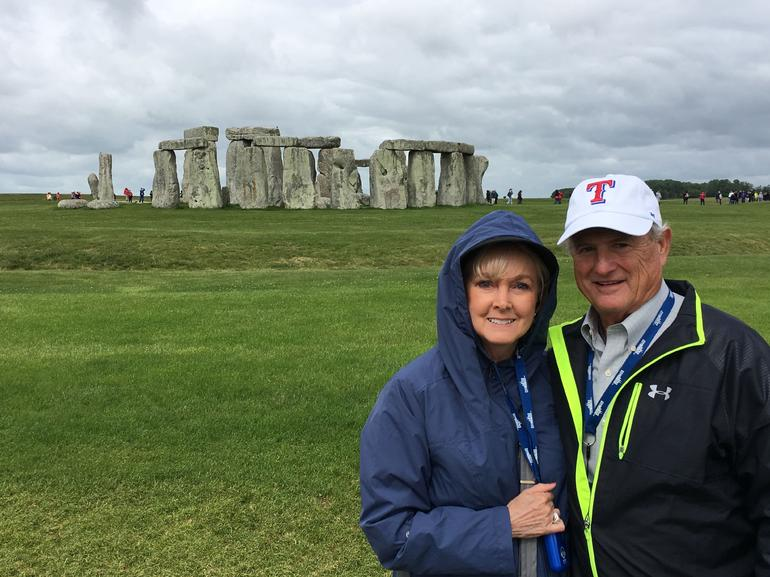 Stonehenge, Windsor and Bath Full Day Trip from London