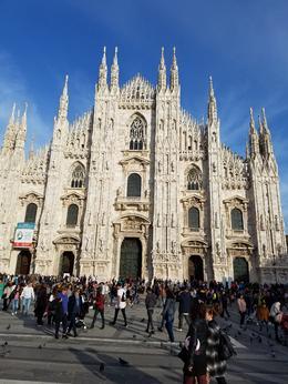 The Duomo , Teressina - September 2017