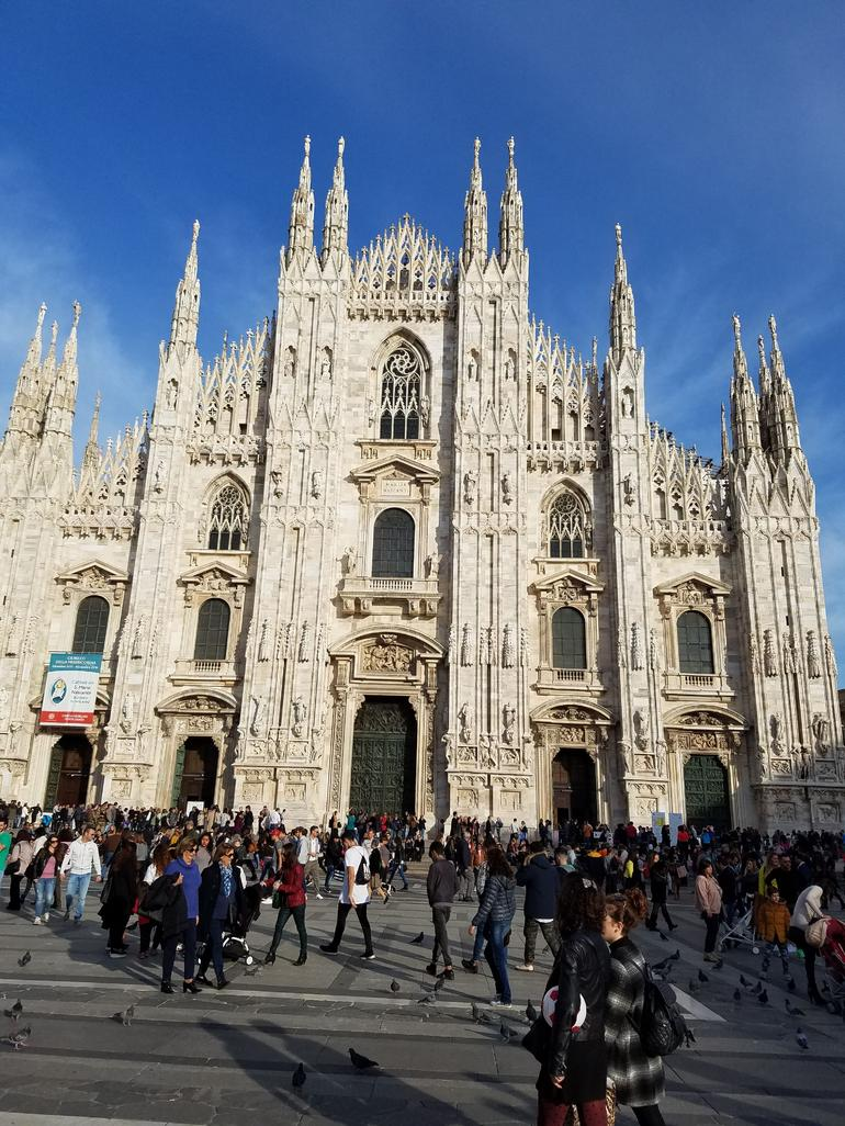 Best of Milan Walking Tour with Skip-the-Line to Duomo & 'Last Supper' photo 13