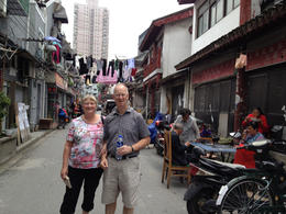 What surprised us was how clean Shanghai was, even in the older areas. No rubbish lying around. , Kathy B - August 2016