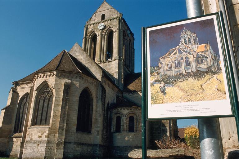 Auvers sur Oise - Paris