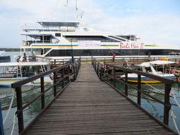 Cruise boat , Anju J - April 2015