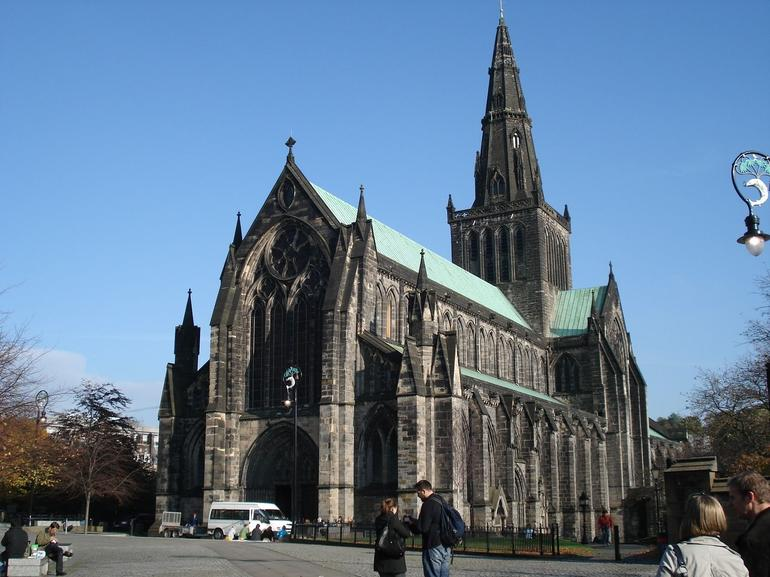 Glasgow Cathedral - Glasgow