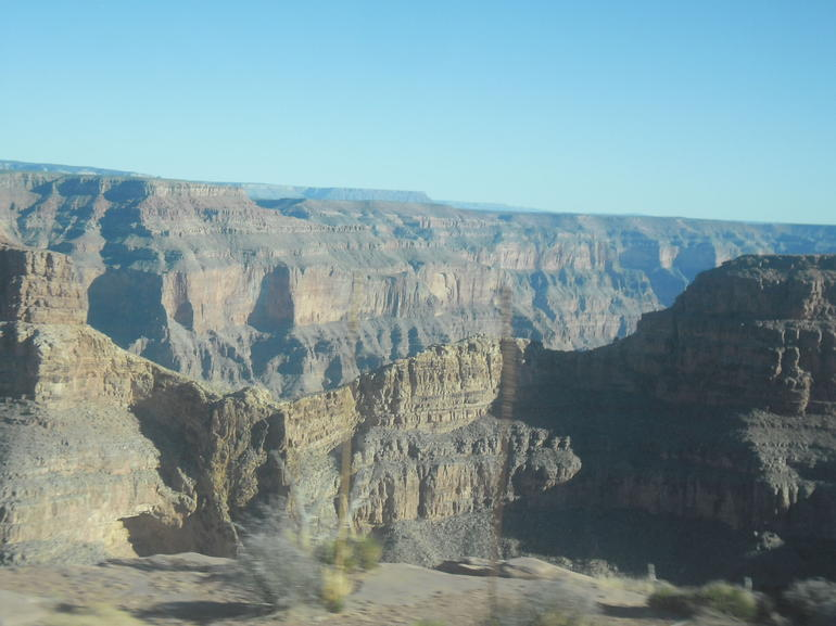 Grand Canyon overview - Las Vegas