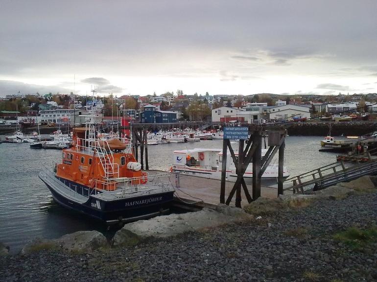 Hafnarfjord - Reykjavik