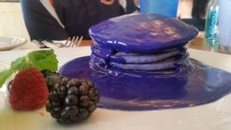 Crazy pancakes, Sherry O - March 2015