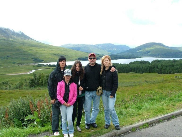Highlands - Edinburgh