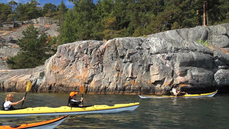 Kayaking Tour of Stockholm Archipelago - Stockholm