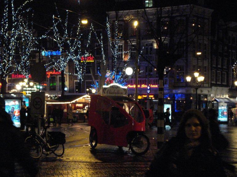 Leidsestraat Square - Amsterdam
