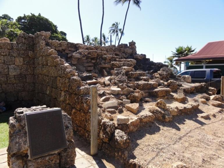 Old Fort Lahaina - Maui