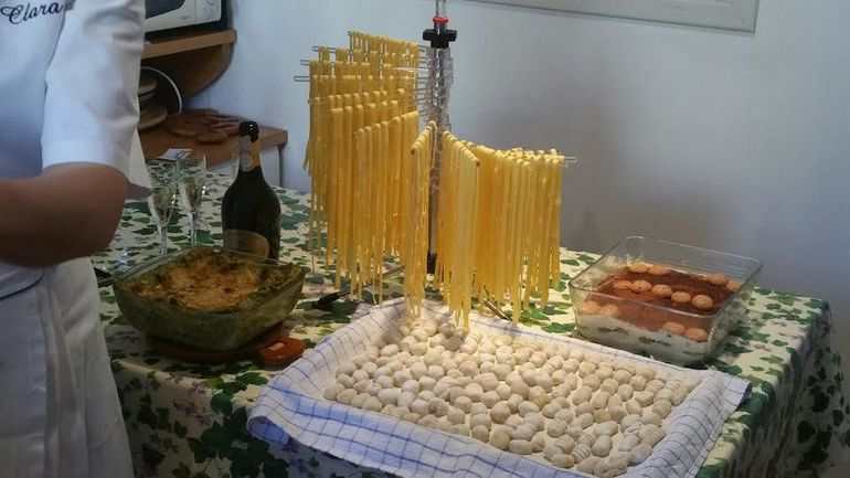 Best Cooking Class in Milan with lunch