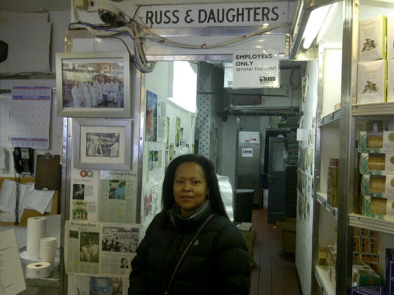 Russ and Daughters - New York City