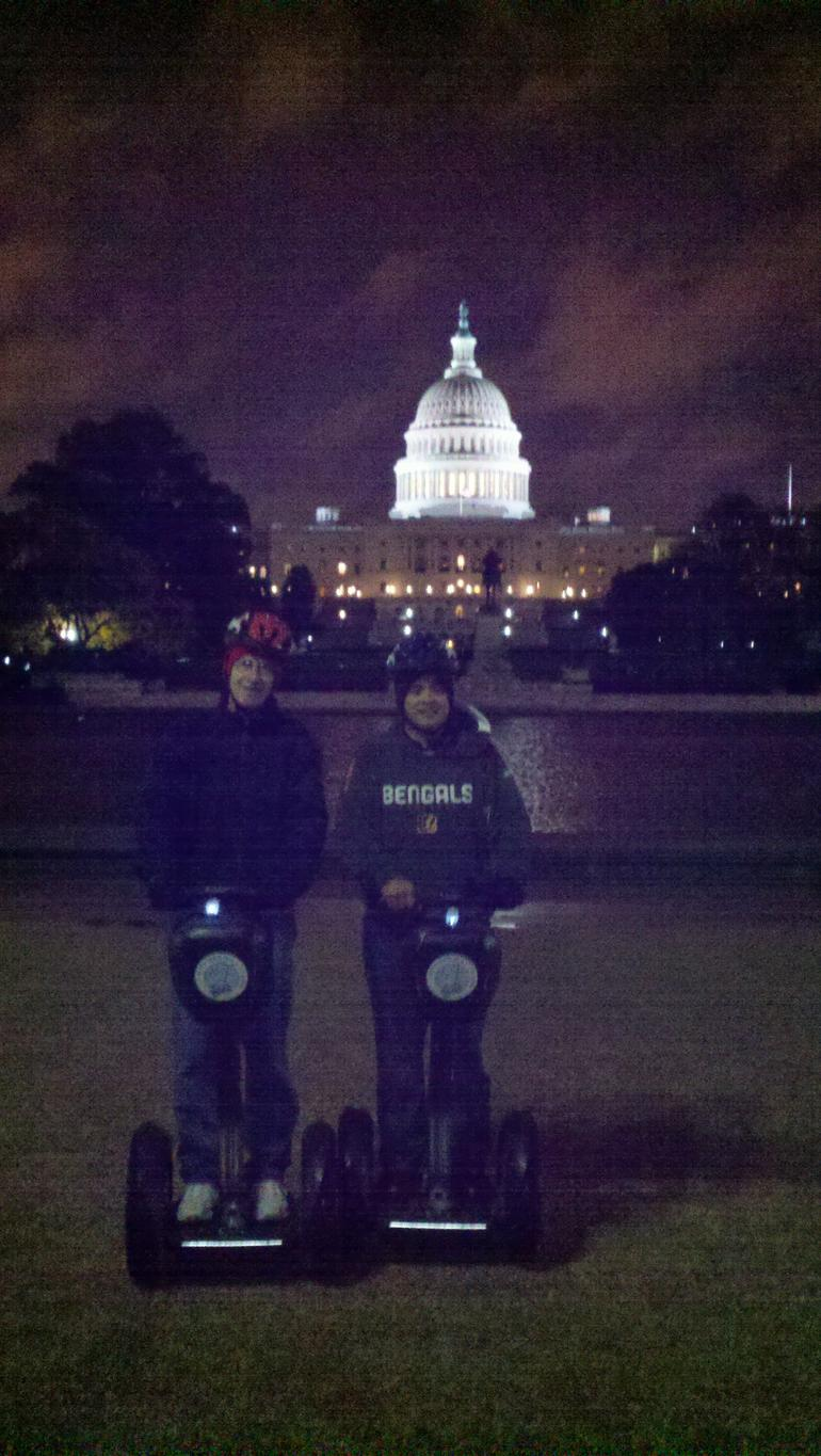 Washington DC Segway Night Tour photo 31