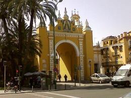 Macarena , Seville Expert: Marta - July 2011