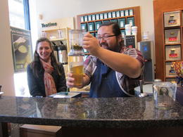 Tea Tasting , Catherine L - November 2013