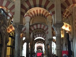 The Mezquita in Cordoba , DALE B - April 2015