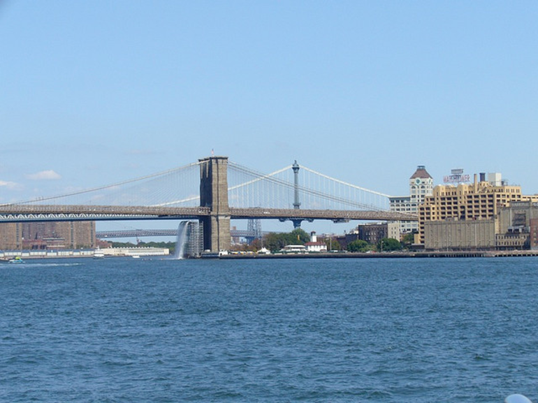 Three Bridges - New York City