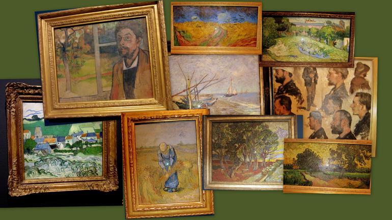 van Gogh 20.06.2013 - Amsterdam