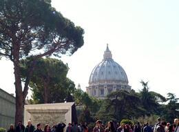 Vatican , CHOTEAU P - March 2013