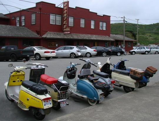 Duarte's Tavern in Pescadero