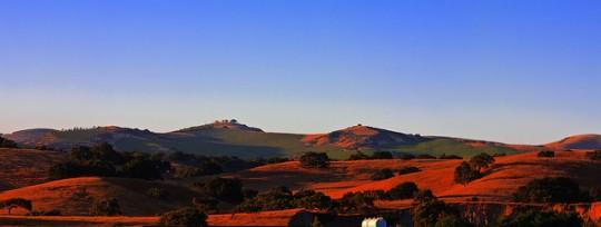 Beautiful Los Alamos hills