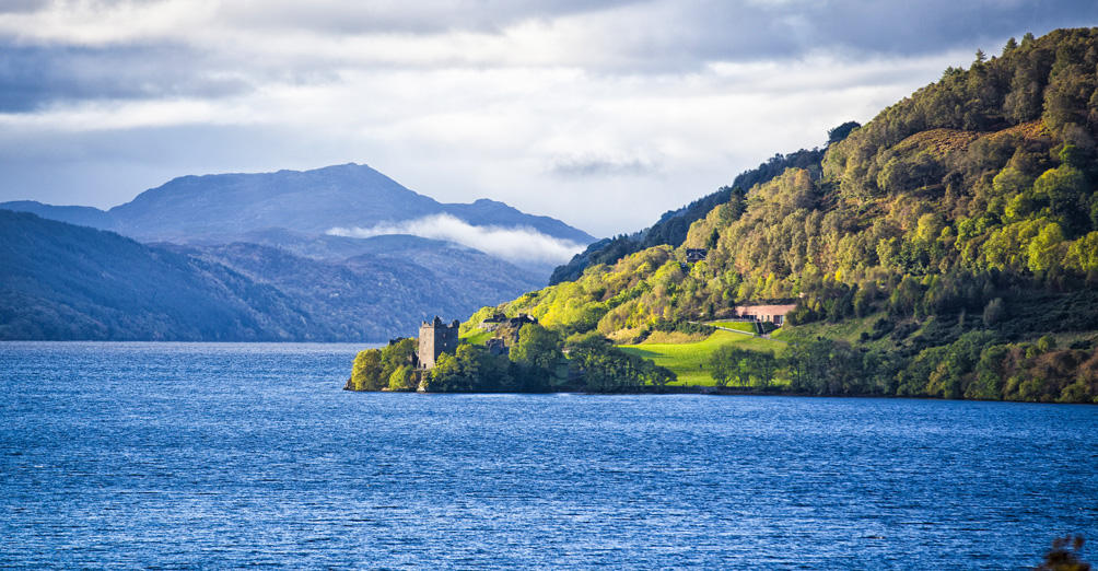Loch Ness Karte.Loch Ness Glencoe And The Highlands Small Group Day Tour From Edinburgh