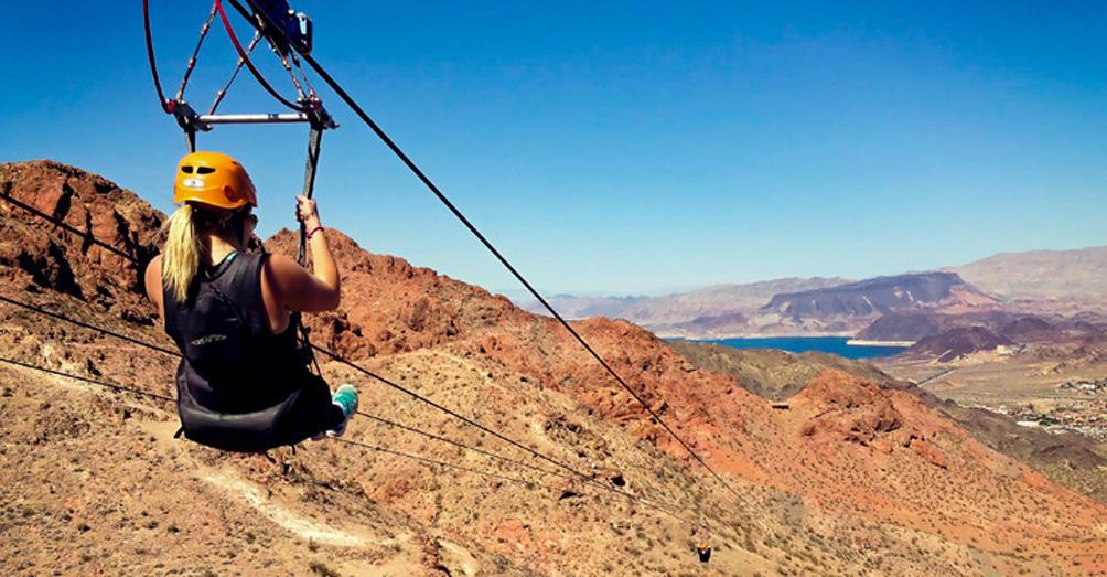 Bootleg Canyon Zipline Tour 2018 - Las Vegas