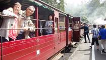 Treno a vapore Puffing Billy