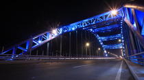 Qiantang River and Bridge
