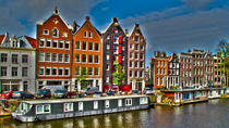Exploring Amsterdam's Canals