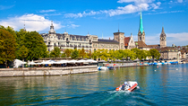 Summer Activities in Zurich