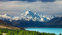 Hiking around Mount Cook