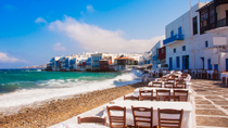 Mykonos for Cruise Visitors
