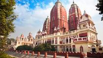 Birla Mandir Temple (Lakshmi Narayan)