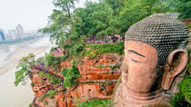 Visiting Leshan Grand Buddha