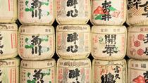 Sake Tasting in Kyoto