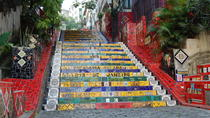 Selarón Staircase (Escadaria Selarón)