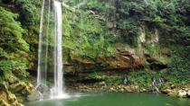 Misol-Ha Waterfall