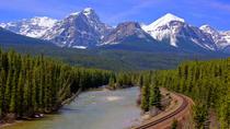 Rocky Mountain Train: Vancouver-Banff Line