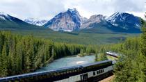 Rocky Mountain Train: Vancouver-Jasper Line