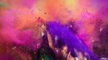 Holi: Hindu Festival of Colors