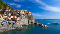 The Cinque Terre By Boat