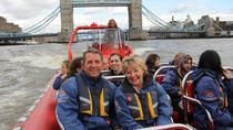 Thames River RIB Speed Boat Cruises in London