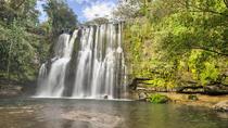 Llano de Cortés Waterfall