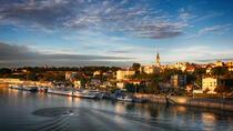 Danube River at Belgrade