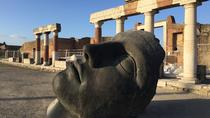 See Igor Mitoraj Sculptures at Pompeii