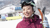 Skiing in Beijing