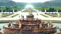 Versailles Chateau Gardens